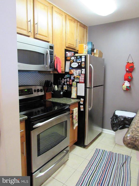 Kitchen - 3176 SUMMIT SQUARE DR #4-A4, OAKTON