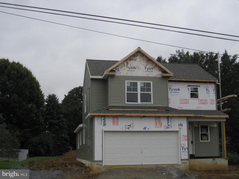 Photo of home for sale at 851 Martin Avenue, Ephrata PA