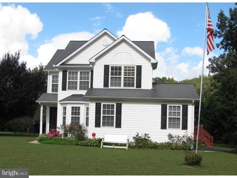 Single Family Home for Sale at 255 FOXGLOVE Drive Harrington, Delaware 19952 United States