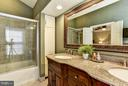 Bath (Master) - 5551 CEDAR BREAK DR, CENTREVILLE