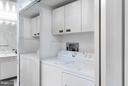 Washer and Dryer in Unit - 1200 CRYSTAL DR #211, ARLINGTON