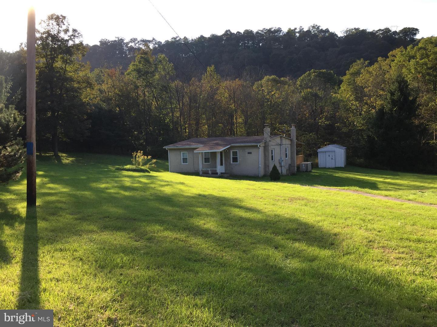 Single Family for Sale at 12103 Vale Summit Rd SW Frostburg, Maryland 21532 United States