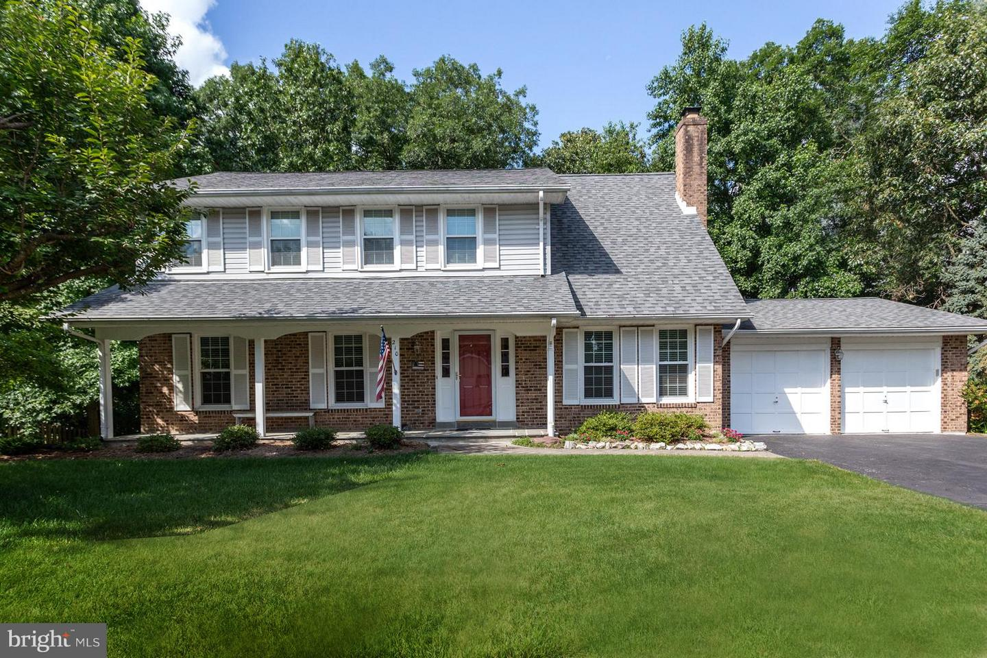 Single Family for Sale at 210 Grisdale Hl Riva, Maryland 21140 United States