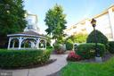 Community Courtyard - 4551 STRUTFIELD LN #4332, ALEXANDRIA
