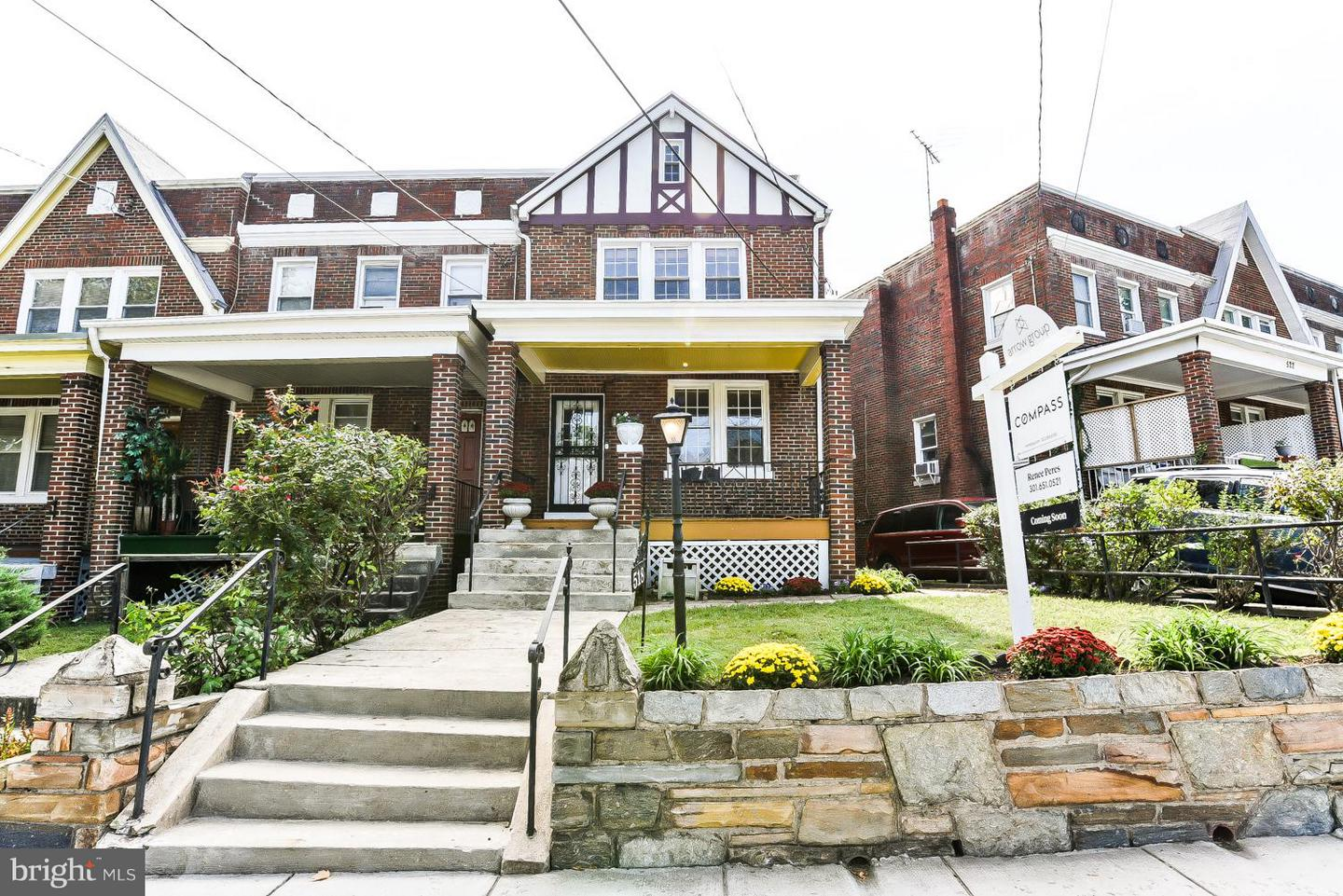 Single Family for Sale at 518 Missouri Ave NW Washington, District Of Columbia 20011 United States