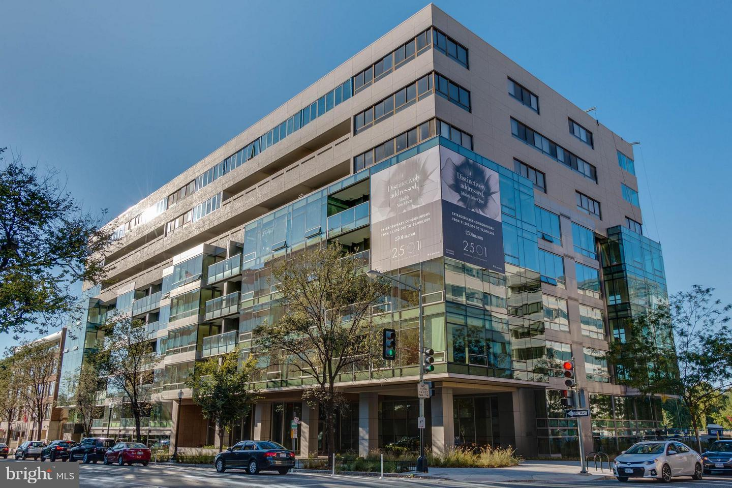 Single Family for Sale at 2501 M St NW #201 Washington, District Of Columbia 20037 United States