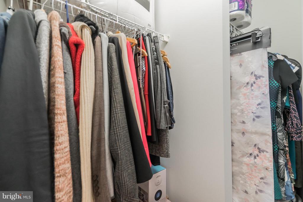 Master Closet - 3650 GLEBE RD #541, ARLINGTON
