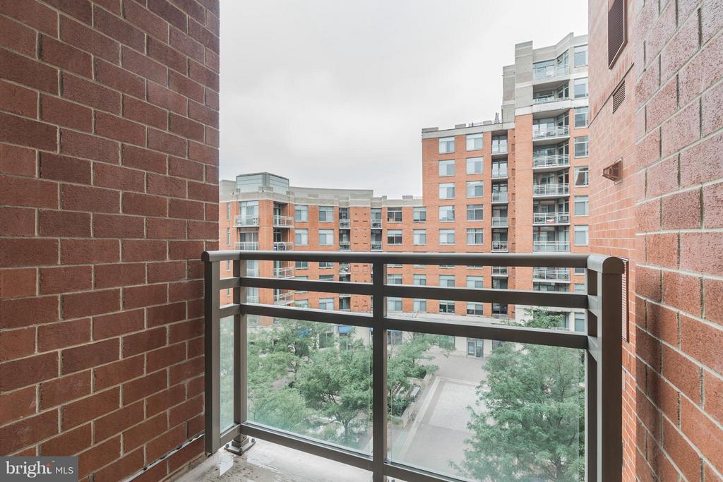 Balcony - 3650 GLEBE RD #541, ARLINGTON