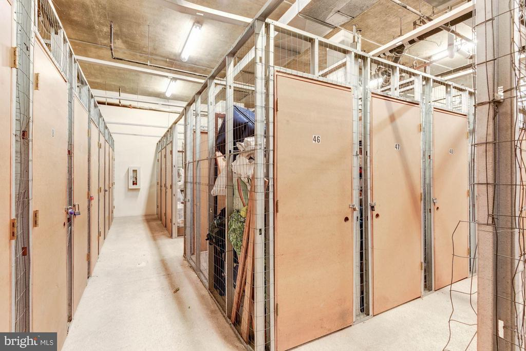Extra Storage - 2400 CLARENDON BLVD #114, ARLINGTON
