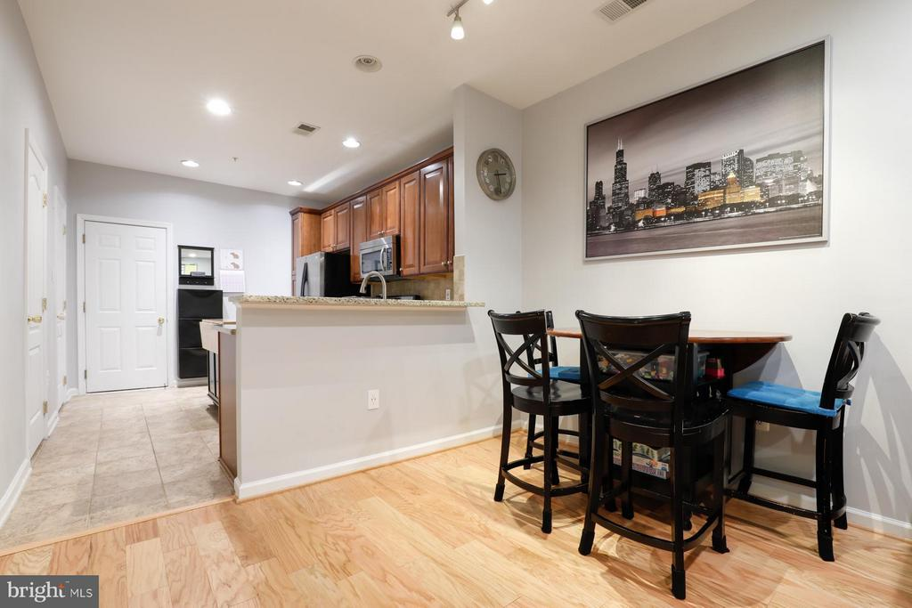 Dining Room - 12412A LIBERTY BRIDGE RD #A, FAIRFAX