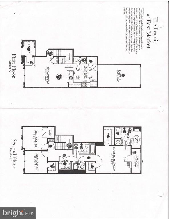 Interior (General) - 12412A LIBERTY BRIDGE RD #A, FAIRFAX