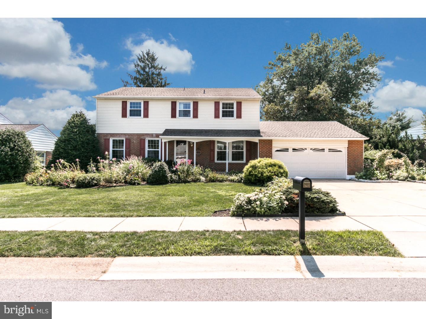 Photo of home for sale at 3216 Cardiff Drive, Wilmington DE