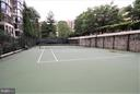 Tennis Courts - 1600 OAK ST #1727, ARLINGTON