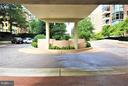 Covered Front Entrance - 1600 OAK ST #1727, ARLINGTON