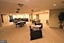 Main Floor Community Party Room - 1600 OAK ST #1727, ARLINGTON