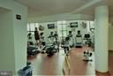 Fitness Center Cardio area - 1600 OAK ST #1727, ARLINGTON