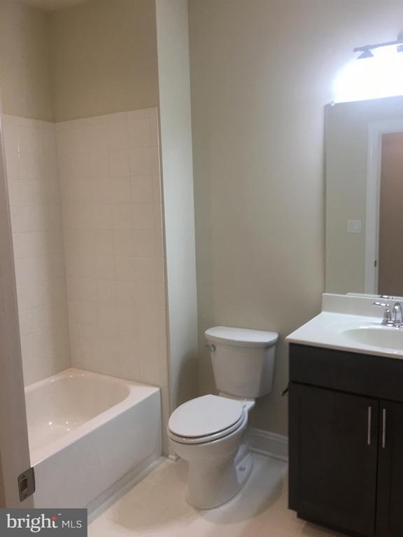 Lower Level Full Bathroom - 6 7TH ST W, FREDERICK