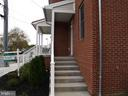 Front Porch - 6 7TH ST W, FREDERICK