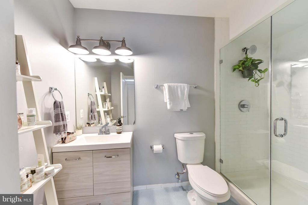 Unit 2 Master Bathroom (Main Floor) - 84 P ST NW, WASHINGTON