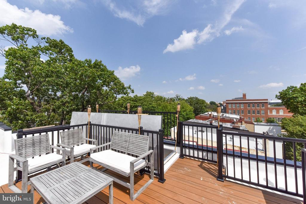 Unit #2 Rooftop Terrace - 84 P ST NW, WASHINGTON