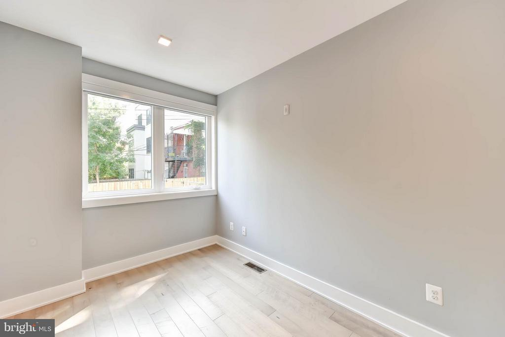 2nd Floor Bedroom 3 (Master) - 84 P ST NW, WASHINGTON