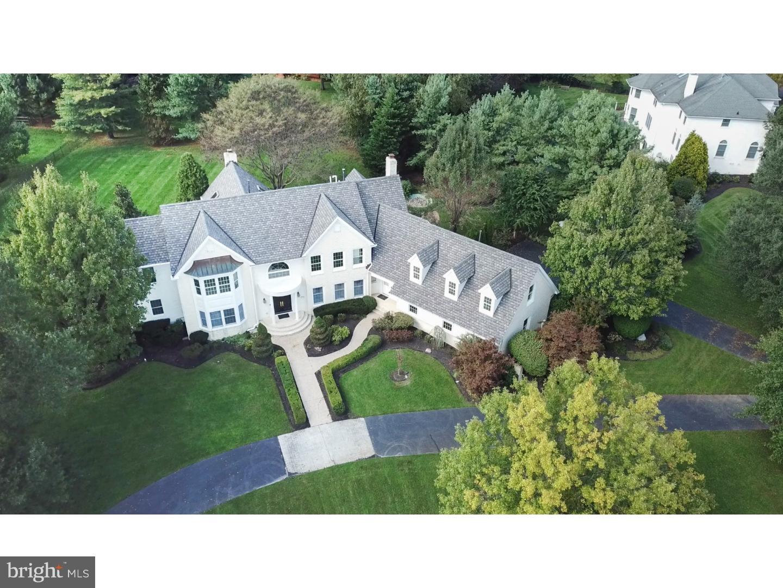 独户住宅 为 出租 在 715 BRANDYWINE Drive Moorestown, 新泽西州 08057 美国