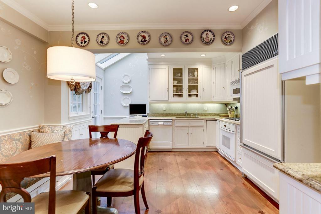 Kitchen - 3005 O ST NW, WASHINGTON
