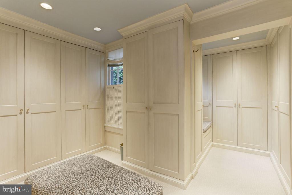 Master Closet - 3005 O ST NW, WASHINGTON