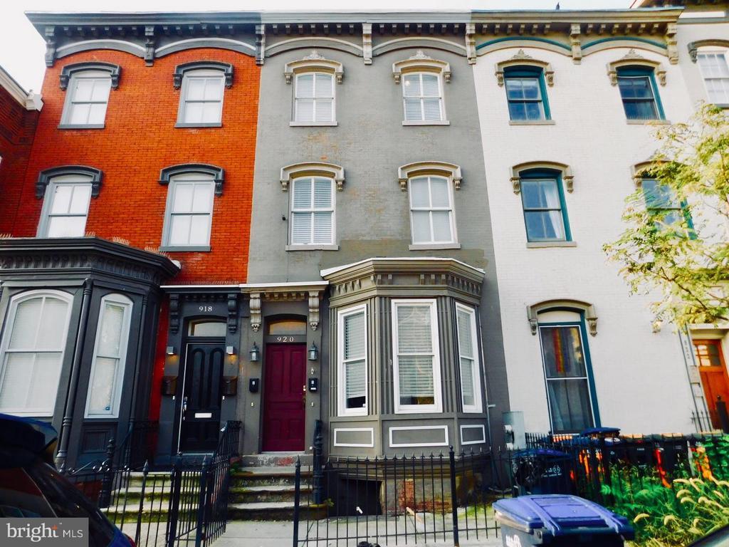 Exterior (Front) - 920 N ST NW, WASHINGTON