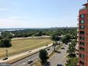 View South towards Crystal City - 1011 ARLINGTON BLVD #819, ARLINGTON