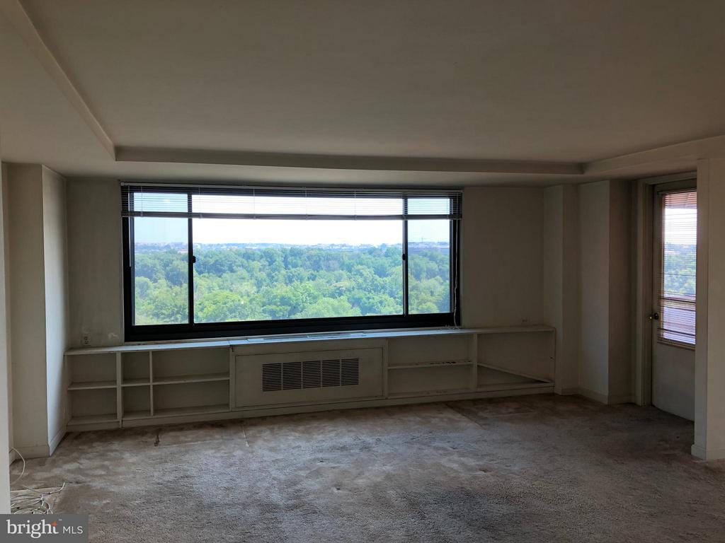 Open Floorplan - 1011 ARLINGTON BLVD #819, ARLINGTON