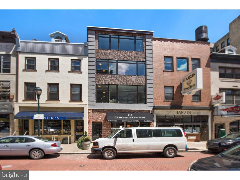 Photo of home for sale at 715 Sansom Street, Philadelphia PA