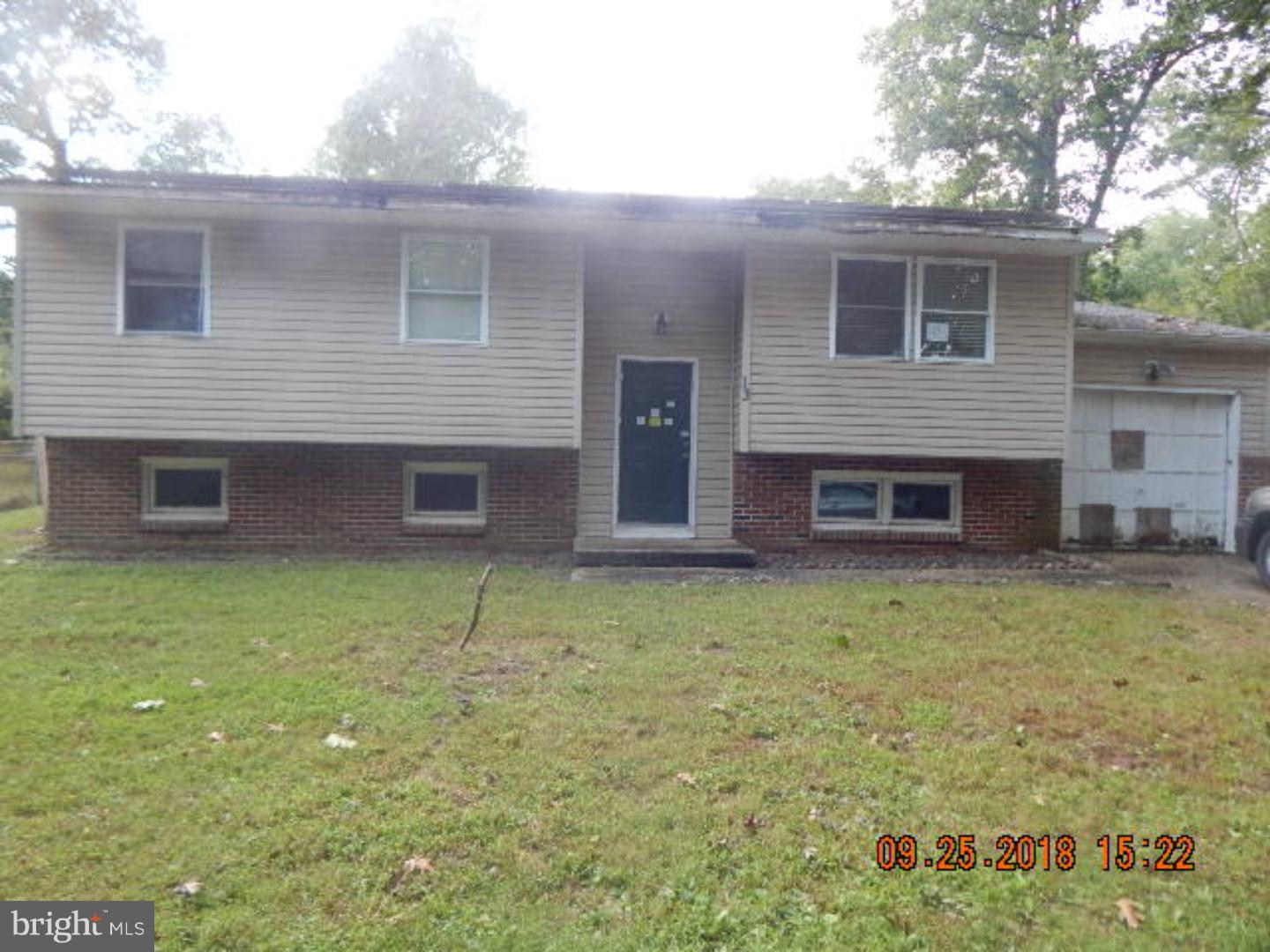 Photo of home for sale at 13 Kent Street, Browns Mills NJ