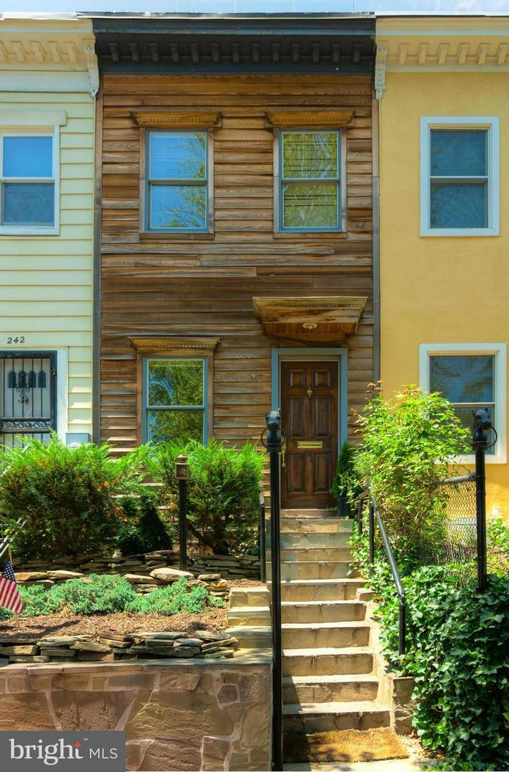 Single Family for Sale at 244 10th St NE Washington, District Of Columbia 20002 United States