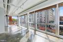 Dining Room with Balcony - 2002 MASSACHUSETTS AVE NW #2A, WASHINGTON