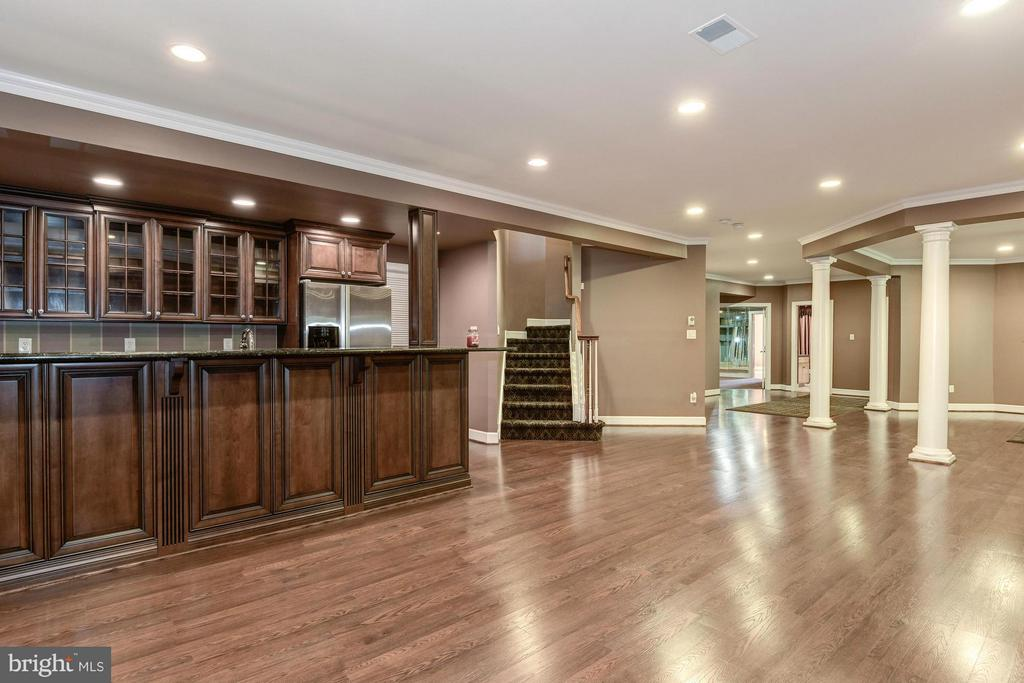 Basement - 1063 SILENT RIDGE CT, MCLEAN