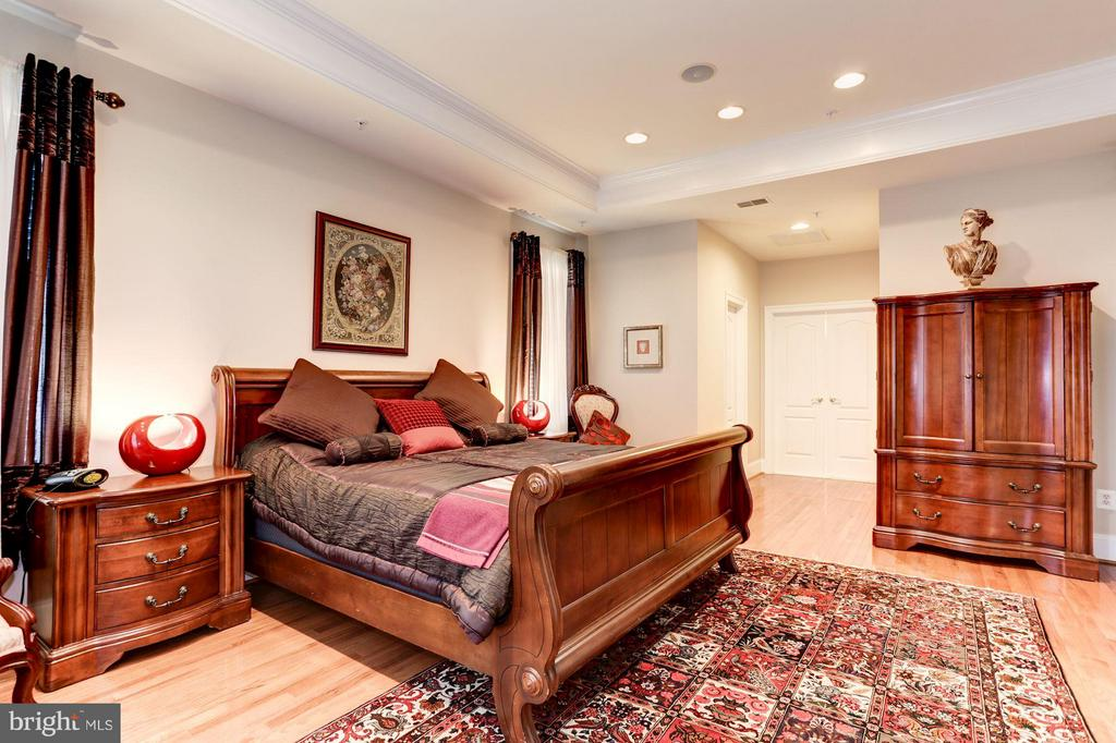 Bedroom (Master) - 8404 TYSONS TRACE CT, VIENNA