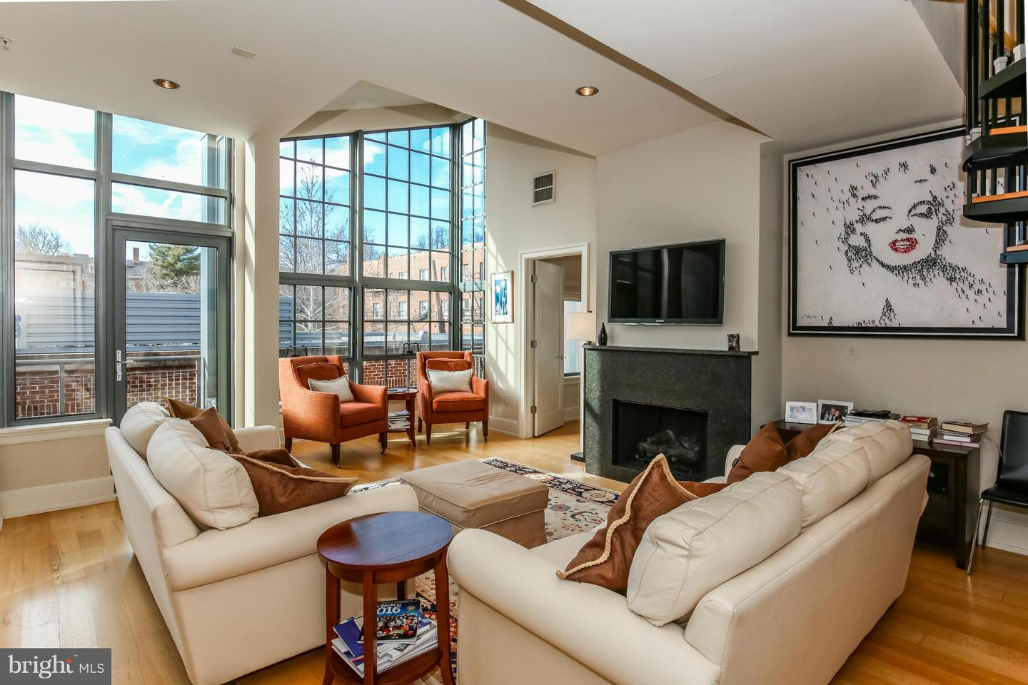 Single Family for Sale at 2516 Q St NW #q302 Washington, District Of Columbia 20007 United States
