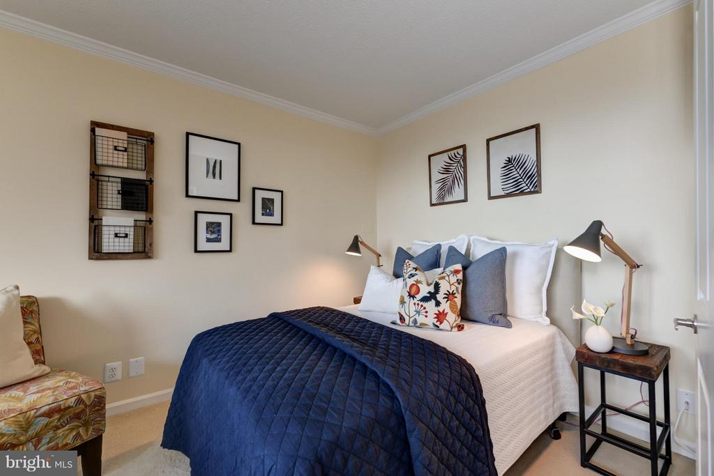 Bedroom - 1805 CRYSTAL DR #810, ARLINGTON