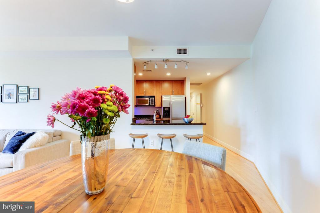 Dining Room - 4101 ALBEMARLE ST NW #352, WASHINGTON