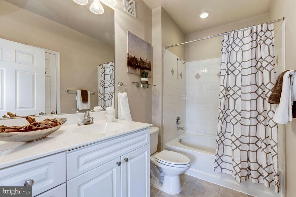 Master Bathroom - 501 HUNGERFORD DR #374, ROCKVILLE