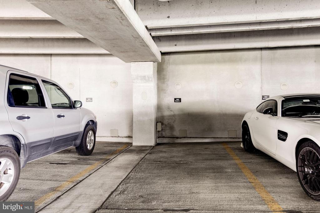 Parking Space 205 - 501 HUNGERFORD DR #374, ROCKVILLE