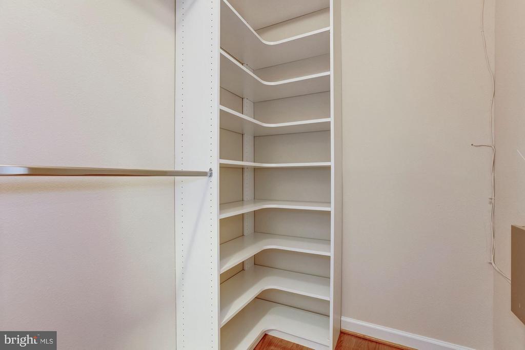 2nd Bedroom Closet - 501 HUNGERFORD DR #374, ROCKVILLE