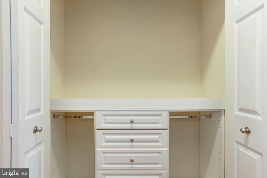 2nd Bedroom closet 2 - 501 HUNGERFORD DR #374, ROCKVILLE
