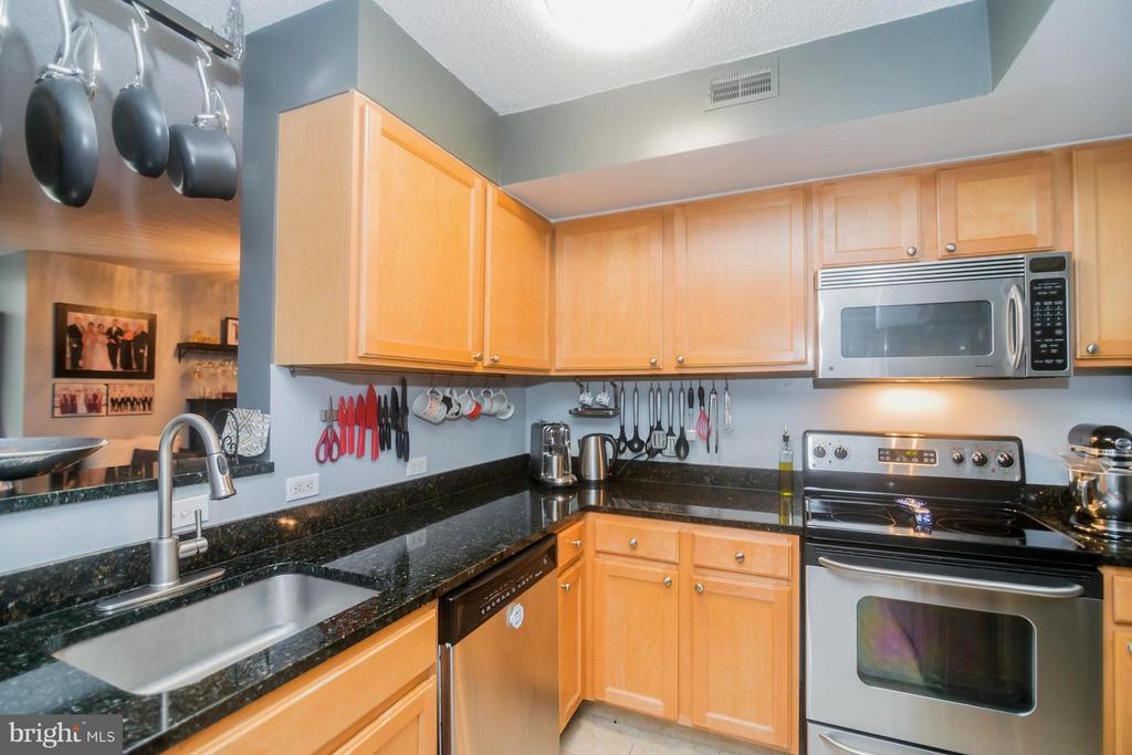 Kitchen - 880 POLLARD ST #324, ARLINGTON