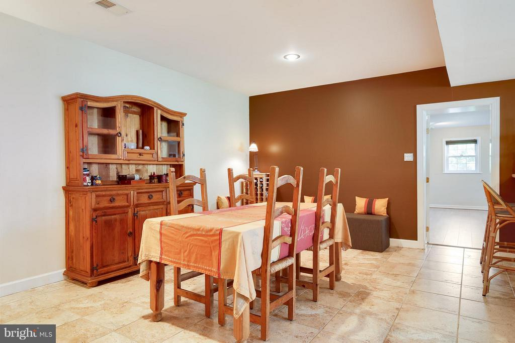Dining Room - 6532 SPRING VALLEY DR, ALEXANDRIA