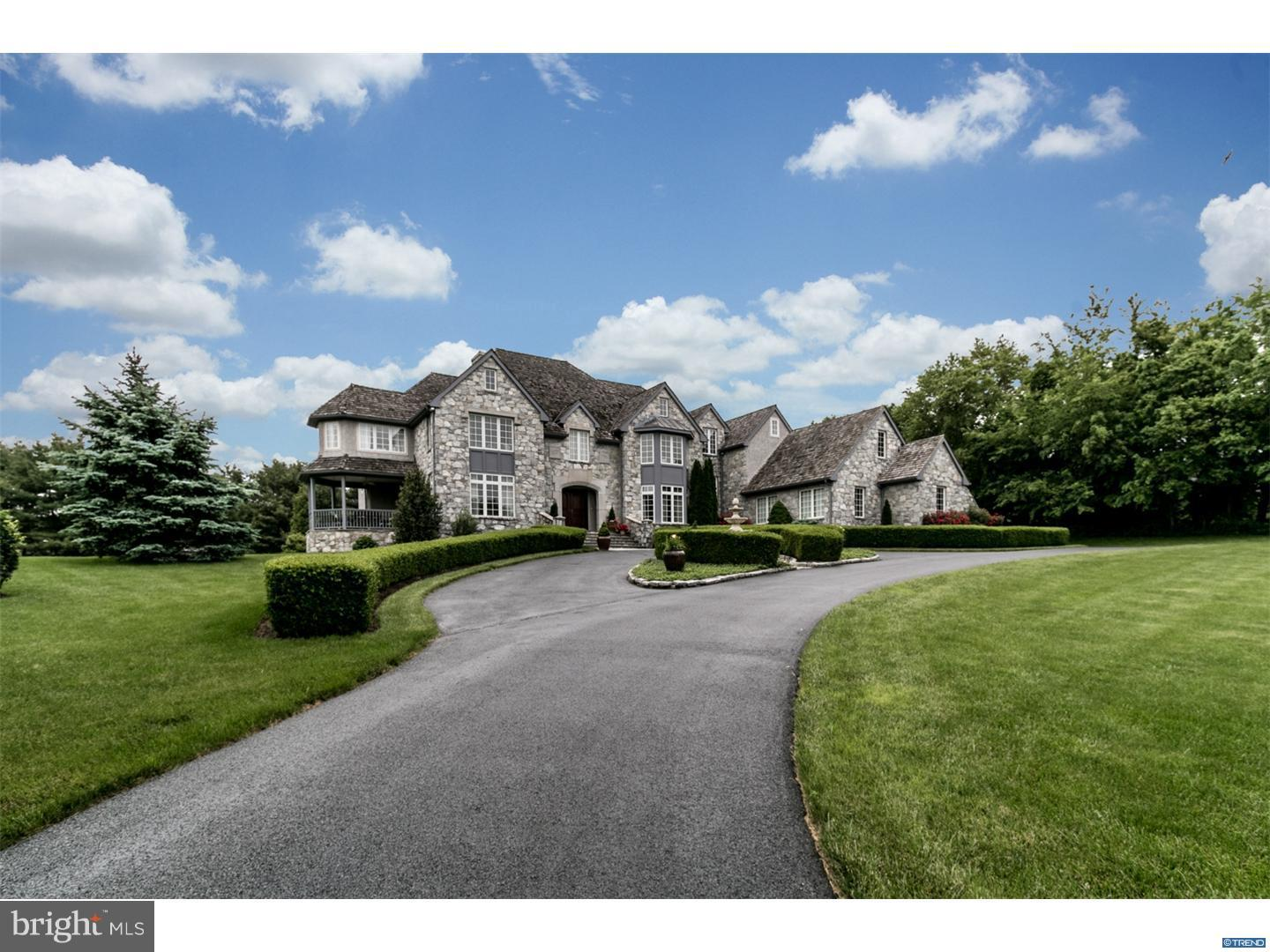 Single Family Home for Sale at 316 PENTLAND Drive Centreville, Delaware 19807 United States