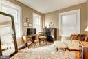 2nd bedroom features three windows, large closet - 2301 CONNECTICUT AVE NW #2C, WASHINGTON