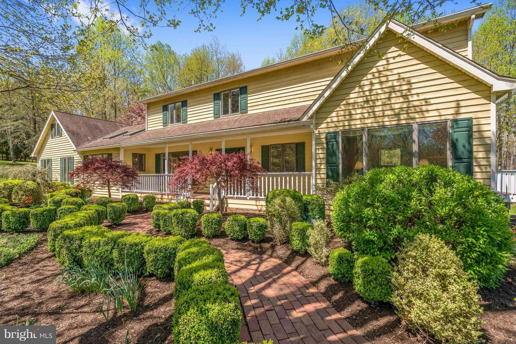 5224  DIXONS MILL ROAD, Marshall in FAUQUIER County, VA 20115 Home for Sale