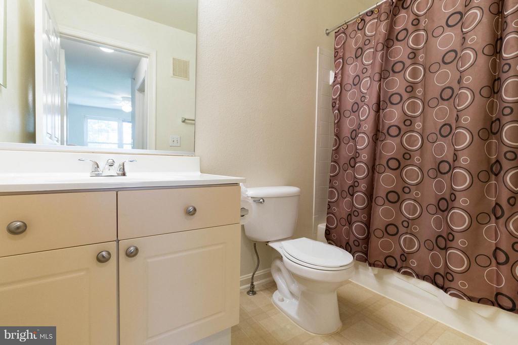 2nd Master Bathroom - 4502 SUPERIOR SQ, FAIRFAX